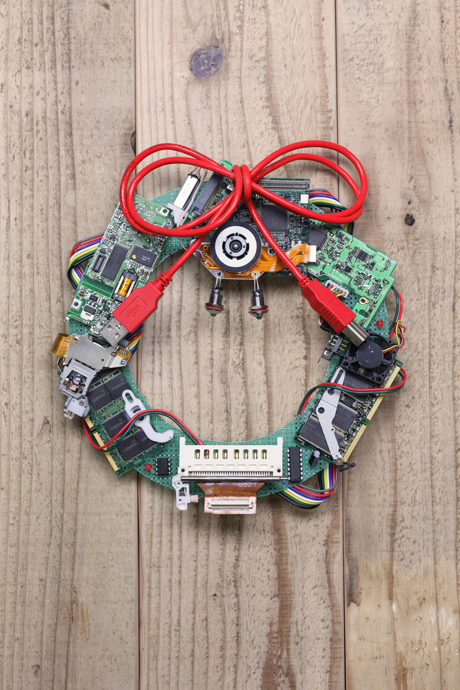 E-CycleWreath
